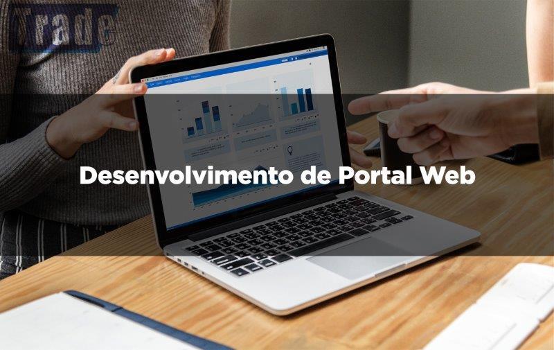 Desenvolvimento de portal web