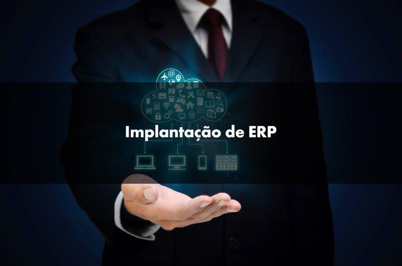 Implantação de erp
