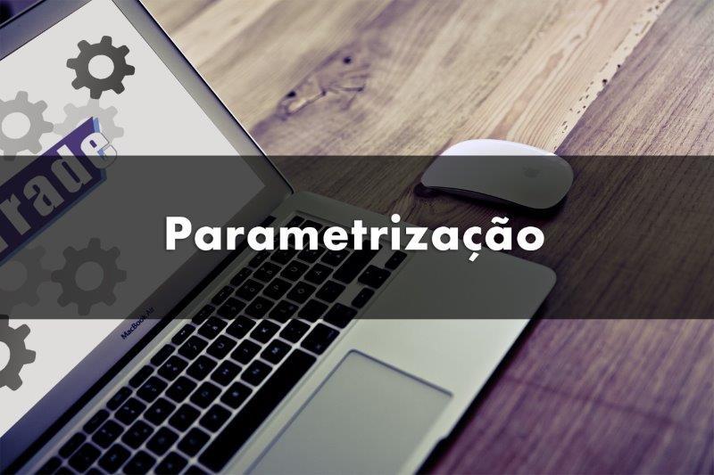 Parametrização totvs